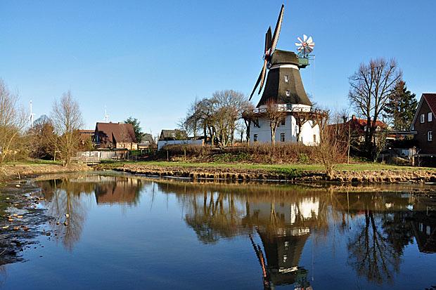 Windmühle Wilhelmsburg