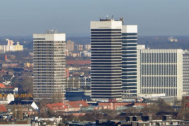 Hamburg Top 12 Hochh 228 User Wolkenmond Unterwegs